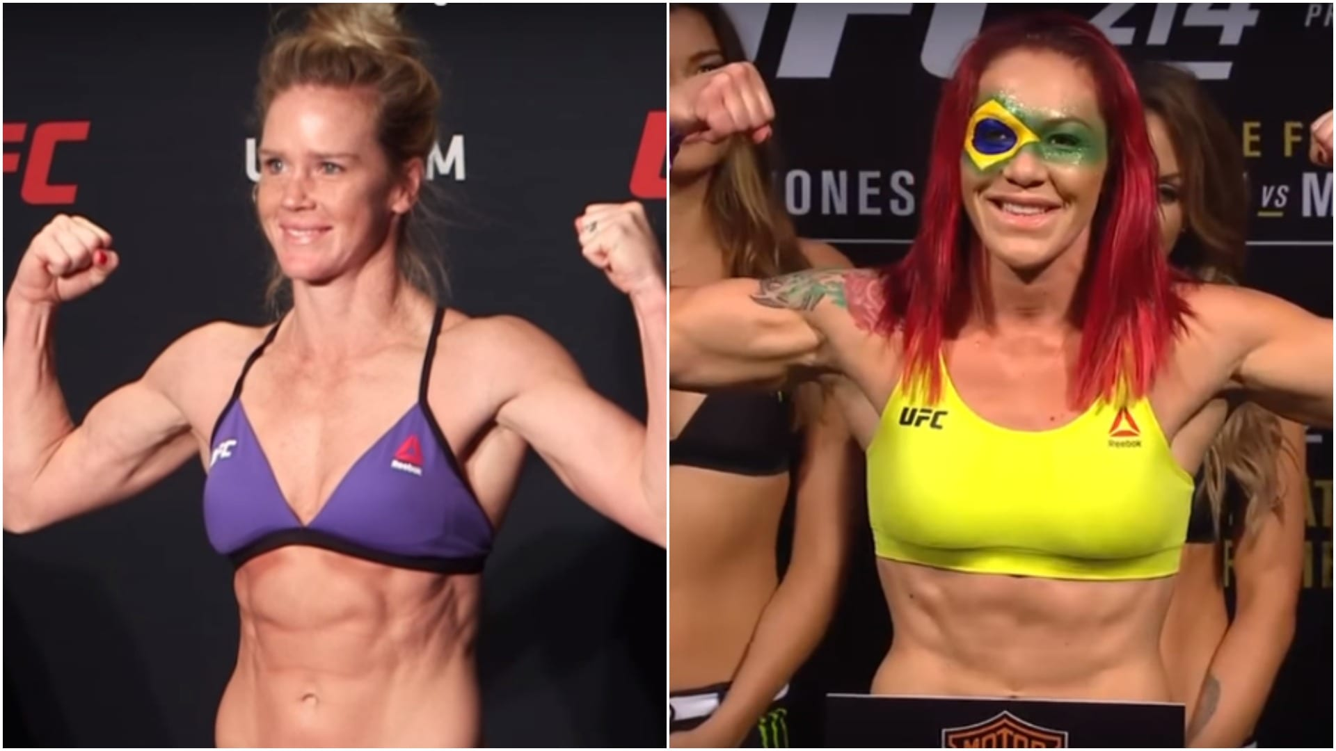 Cris Cyborg Calls out Holly Holm for UFC 219 Championship Fight
