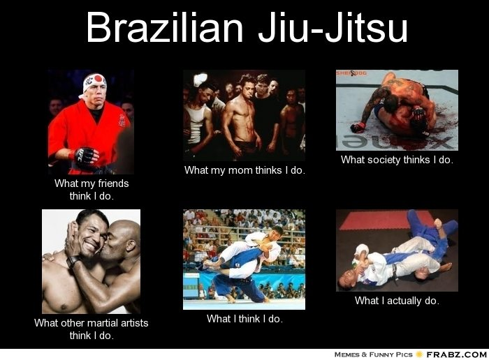 10 Things Non Jiu-Jitsu Practitioners Don't Understand About Us