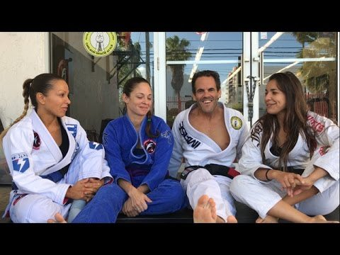 Jiu-Jitsu Is Just For Men: An Interview With Three Badass Jiu-Jitsu Women