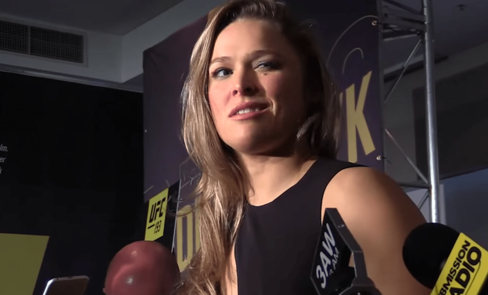 Ronda Rousey's coach on who he'd want her to fight next