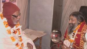 Mahanta Ananta Dasji and Satyanarayan Dasji