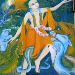 Lord Chaitanya in Jarikhanda