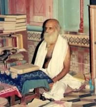 Sri Haridasa Shastri Maharaja