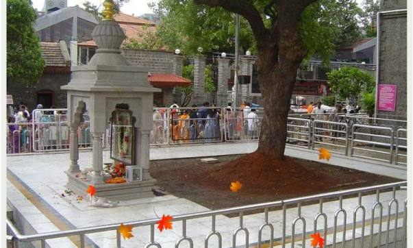 Important Places in Shirdi -Gurusthan