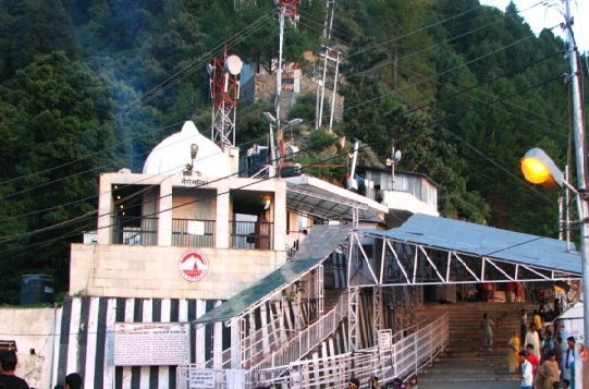 Important Places in Katra - Bhairavnath Temple