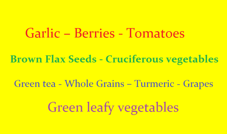 10 Superfoods that help fight and prevent cancer