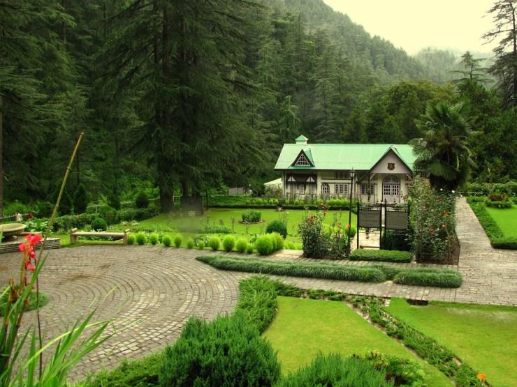 Annandale Shimla - India