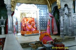Ganesh Temple - Moti Dungri - Jaipur - Rajasthan