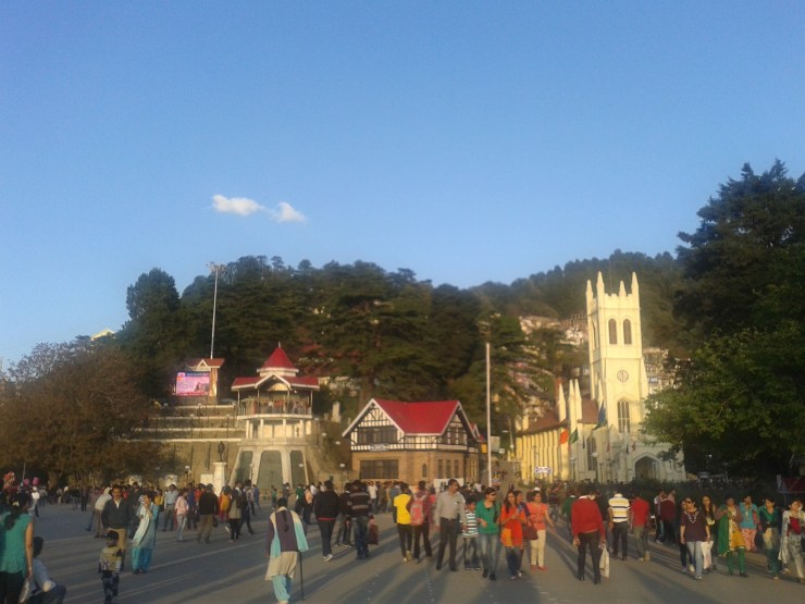 Shimla - The Queen of Hill Stations
