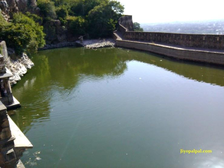 Gaumukh Kund - Chittor - Rajasthan - India