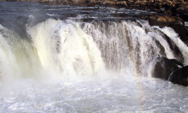 Jabalpur- The city of enchanting Dhuandhar Falls