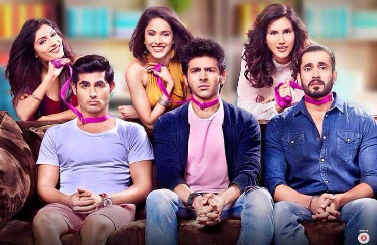 Pyaar Ka Punchnama 2 - Movie Review