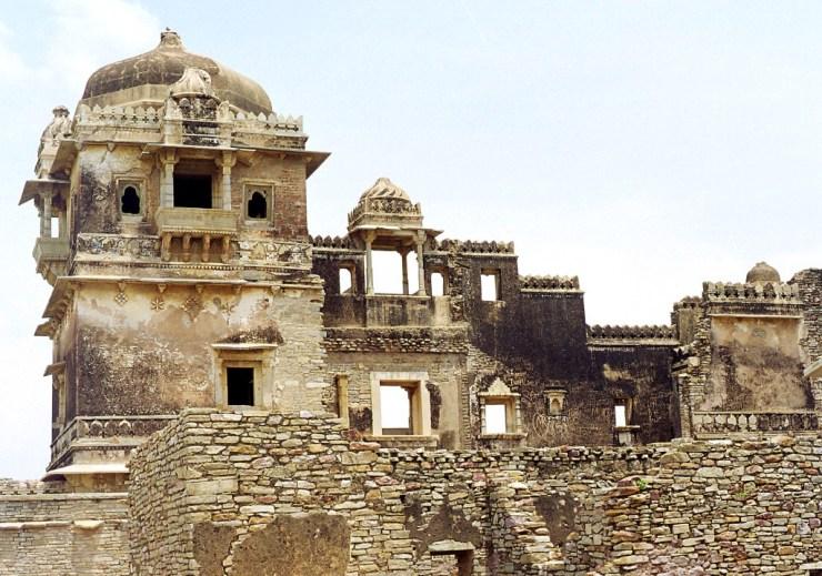 Rana Kumbha Palace - Chittor - Rajasthan - India