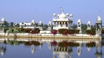 Lake Temple - Dungarpur - Rajasthan - India