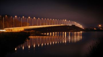 Sungam ukkadam bridge - Coimbatore - Tamilnadu - India