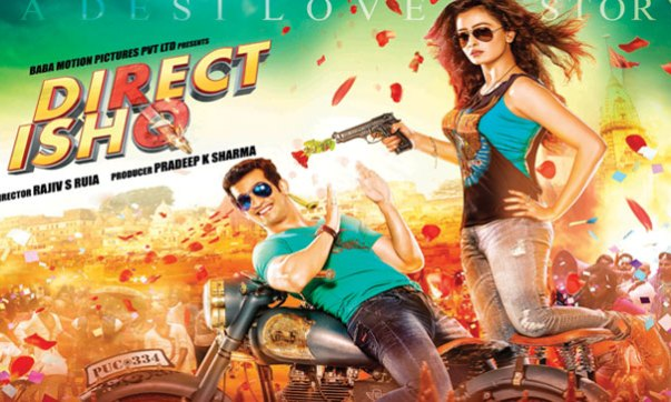 Direct Ishq - Movie Review