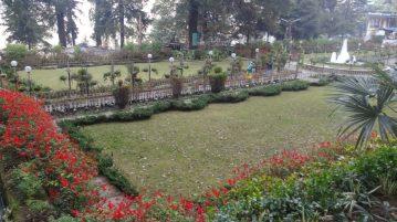 Company Garden -Mussoorie - Uttarakhand - India