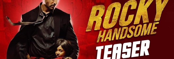 Rocky Handsome - Movie Review