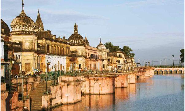 Ram_Paidi_ Ayodhya_Uttar_Pradesh_India