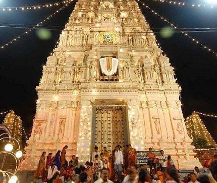 Dwarka Tirumala Temple – Andhra Pradesh
