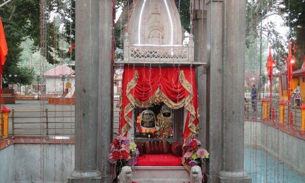 Kheer Bhawani Temple - Tullamula, Srinagar