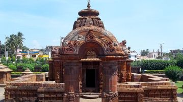 Mukteshvara Temple _Bhubaneswar_Orrisa_India