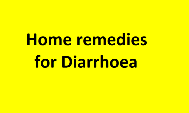 Try these Home remedies for Diarrhoea