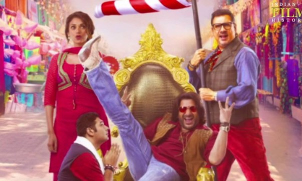 The Legend Of Micheal Mishra Movie review