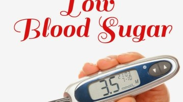 Know the reasons of low blood sugar