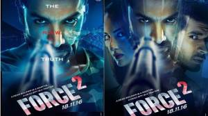 Force 2 movie review