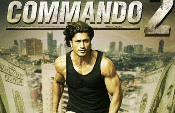 Commando 2 movie review