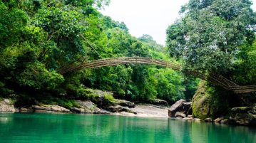 5 Best places to be visited in Meghalaya