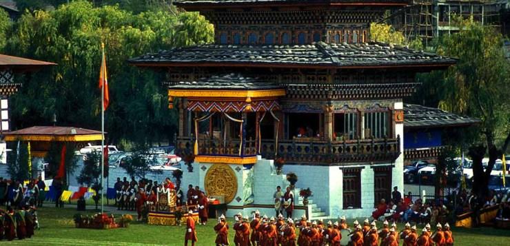 7 Reasons to go to Bhutan