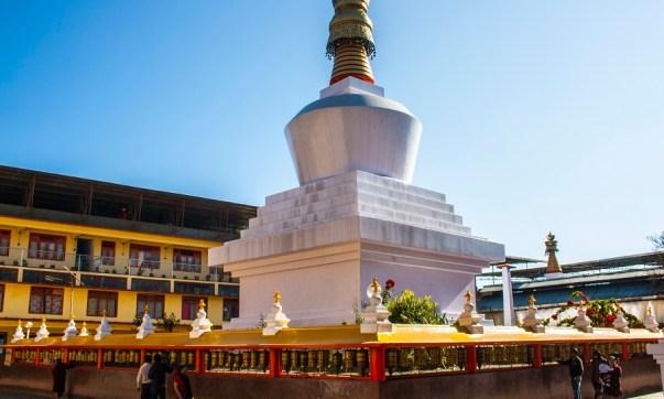 Dro-dul_Chorten,Gangtok,Sikkim,India