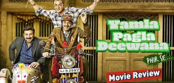 Yamla Pagla Deewana Phir se movie review