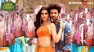 Luka chuppi movie review