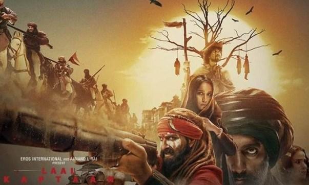 Laal Kaptaan movie review