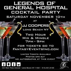 JJ Coopers Restaurant Bar Catering Long Beach New York Special Events General Hospital