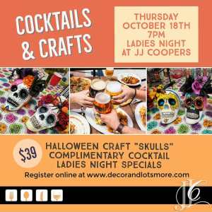 JJ Coopers Restaurant Bar Catering Long Beach New York Special Events Halloween