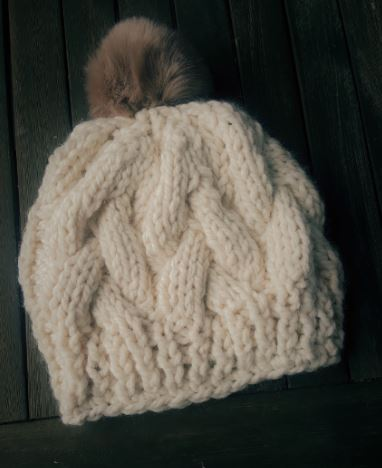 4baf9963344 ... and everyone loves a good hat. Might also be on the hunt for some new  pom-poms