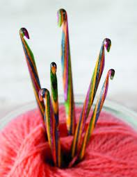 Harmony crochet hooks by Knitpix