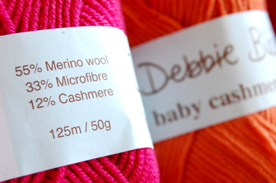 Debbie Bliss Cashermino Yarn