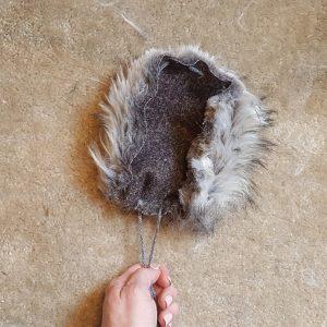 Step 4: How to Make a Faux Fur Pom-Pom
