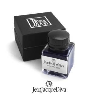 boccetta-inchiostro-per-stilografica-colore-blù-Ink-jeanjacquediva-jjd1959