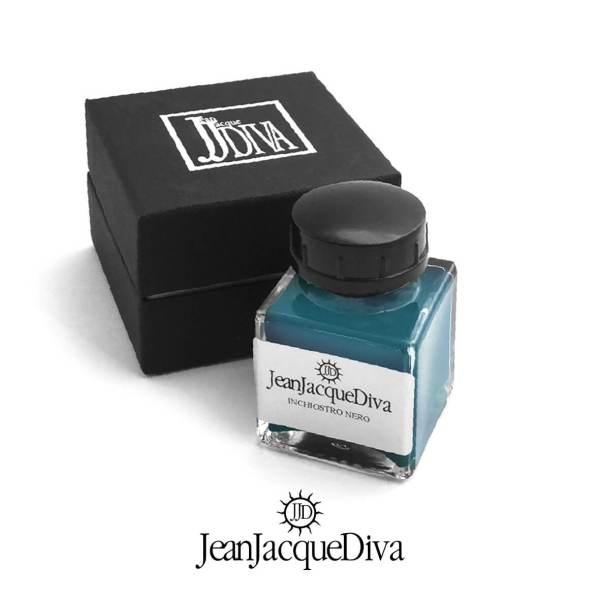boccetta-inchiostro-per-stilografica-colore-turchese-Ink-jeanjacquediva-jjd1959