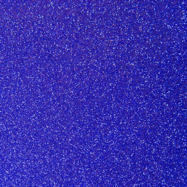 Luxury Glitter Card Royal Blue