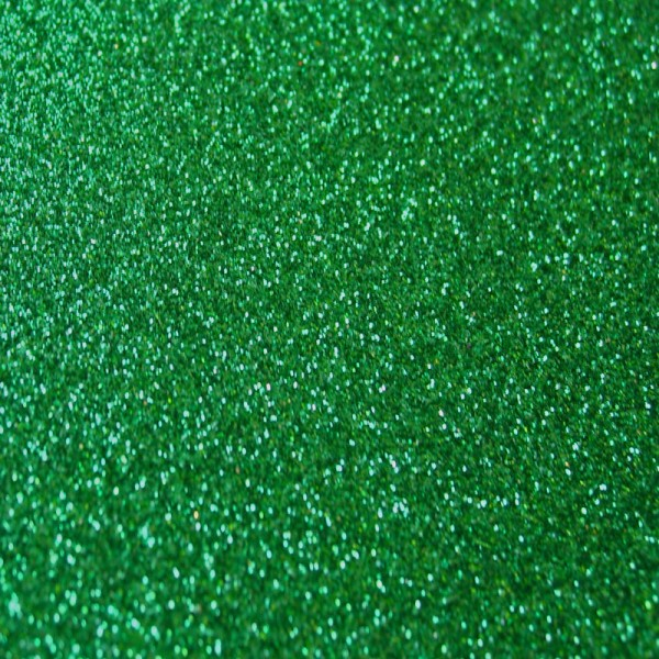 Luxury Glitter Paper Xmas Green