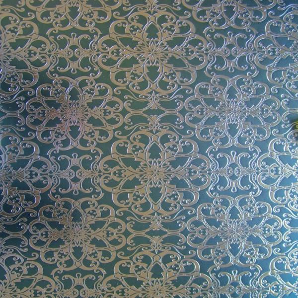 Kanban Textile Collection Christmas Victoriana Green