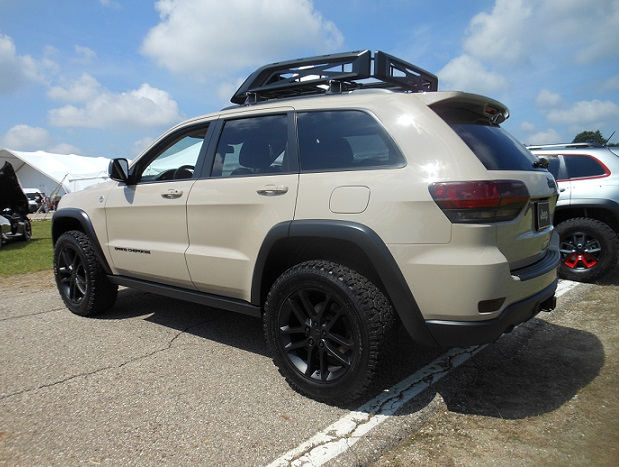 Jeep Cherokee Trail Warrior
