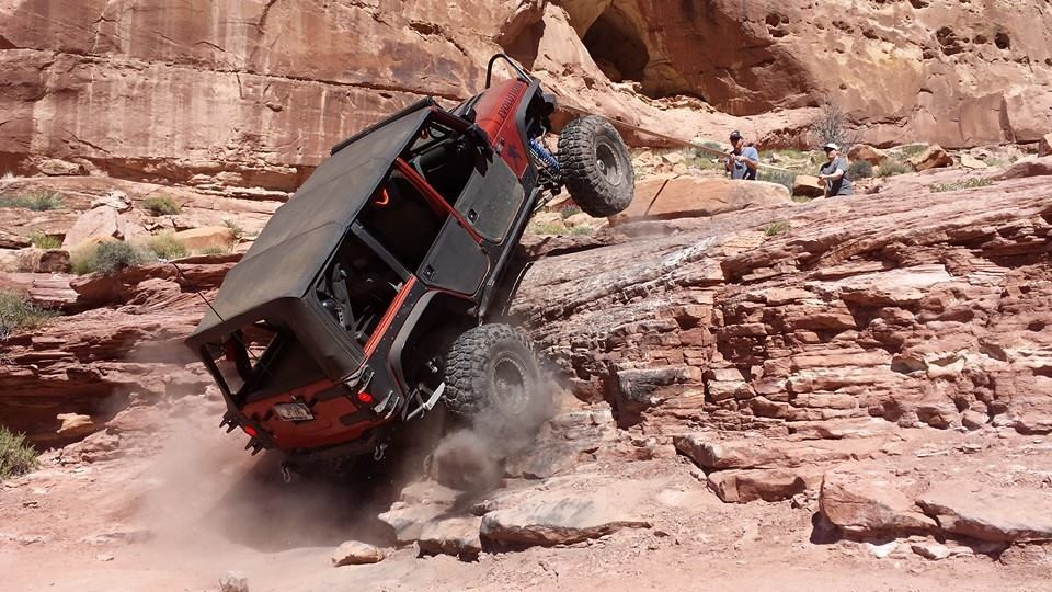 Superb JK Forum 2015 Moab Easter Jeep Safari Attendee (6)
